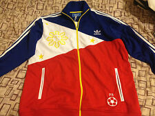 ADIDAS PHILIPPINES MANNY PACQUIAO Pacman TOP NATIONAL TEAM JACKET 2XTG 2XL TALL
