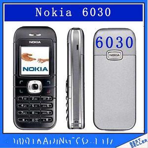 original nokia 6030 gsm mobile phone fm java mp3 cheap unlocked ebay rh ebay com Nokia 2600 Nokia 6233