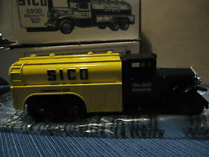 "OIL SICO INDEPENDENT OIL CO. #2 1930 DIAMOND ""T""STOCK# 9624"
