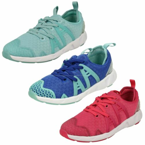 Chicas gloforms by Clarks Casual Zapatillas Luminoso Glo
