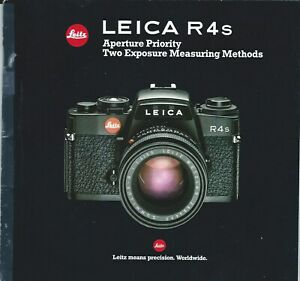 Camera-Brochure-Leica-R4s-c1983-CB376