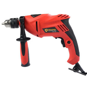"""New 1/2"""" 7.0 Amp 120V Corded Electric Drill Variable Speed ..."""