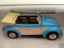 Newray  1/43 scale 1951 Volkswagen 1200 Beetle Convertible Cabriolet