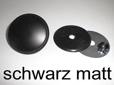 Blindstopfen Heckwischer matt  Heck Clean Abdeckung für BMW