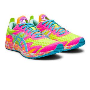 Detalles de Asics Mujer Gel-Noosa Tri 12 Correr Zapatos Zapatillas - Azul  Verde