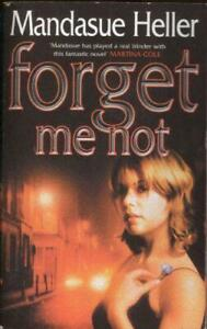 Forget-me-not-by-Mandasue-Heller-Paperback-Used-Book-Acceptable-FREE-amp-FAST-D
