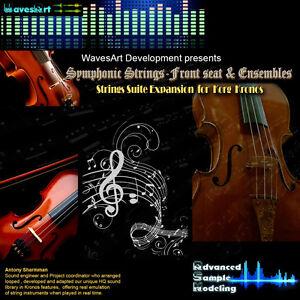Details about Korg Kronos EXs Sound Library Symphonic Strings Suite