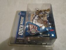 McFarlane NBA Series 8 Jason Kidd 2nd Edition Signed Todd McFarlane & Jason Kidd