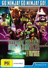 The Teenage Mutant Ninja Turtles 2 - Secret Of The Ooze (DVD, 2015)