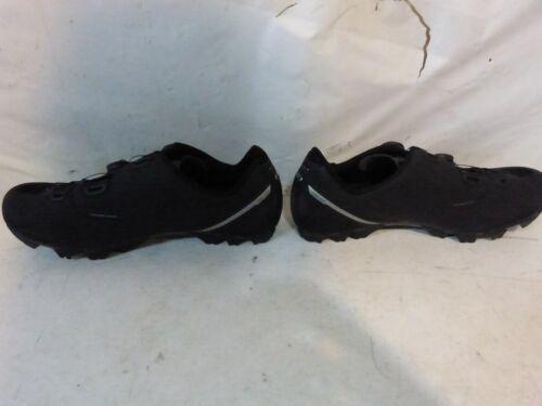 Louis Garneau Copper T-Flex MTB  Cycling Shoes Men/'s 46.5 US 11.75 Black
