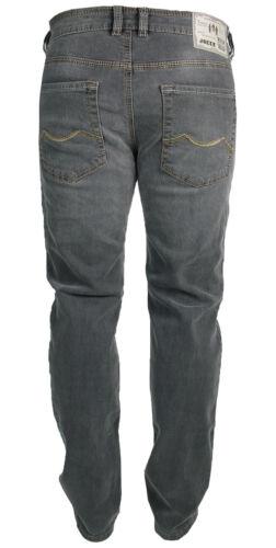 Straight Fit grey treated STRETCH JOKER JeansJayson 2552//0851