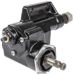 New Steel Manual Steering Gear Box for 1966-1982 Mopar 16:1 Quick
