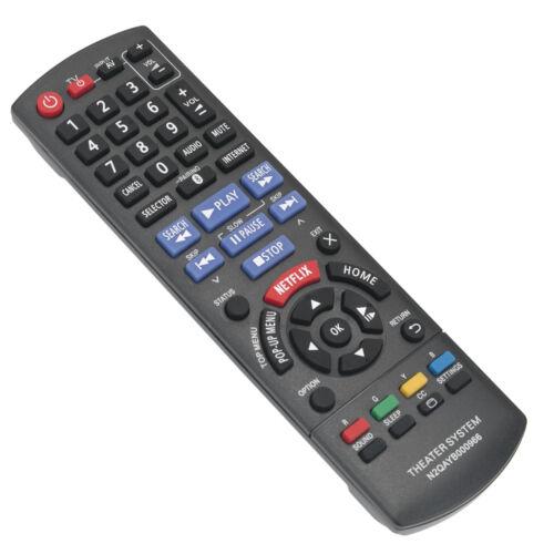 New Remote Control N2QAYB000966 Replace for Panasonic Bluray SC-BTT465 SC-BTT405