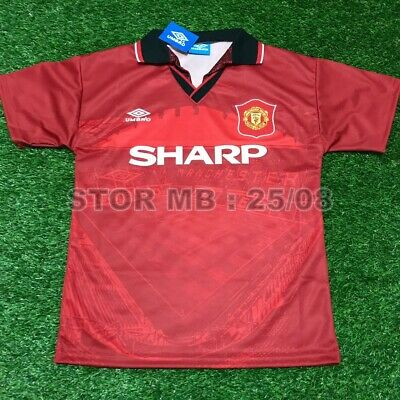 Retro shirt Manchester United 1992 HOME Size S M L XL