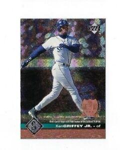 Details About 1997 Ken Griffey Jr Upper Deck 424 Card Nrmt Ud Hof Hall Of Fame Hot List