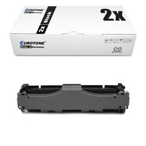 2x Eco Cartridge Black For Canon I-Sensys MF-8330-cdn MF-729-Cdw LBP-7200-cdn