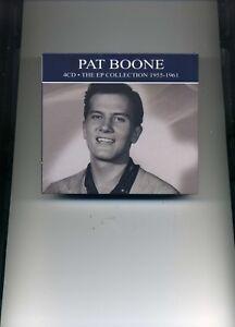 Ep 1961 Pat The Boone Cds Nouveau Collection 1955 4 EwqzUqT