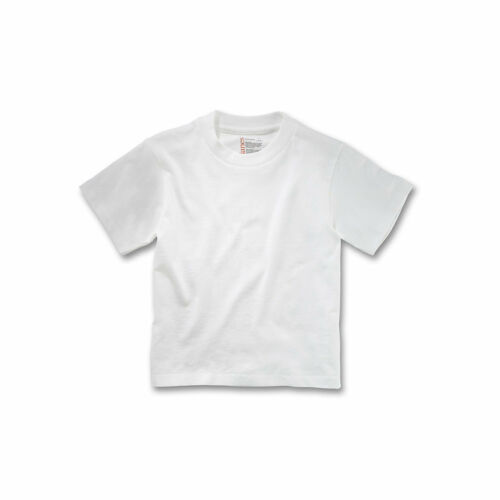 10 Hanes Toddler Boys/' Crew Undershirts TB2145