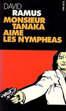 Monsieur TANAKA aime les nympheas // David RAMUS // Collection Points