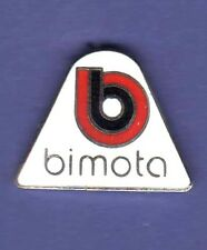 BIMOTA HAT PIN LAPEL PIN TIE TAC ENAMEL BADGE #2010