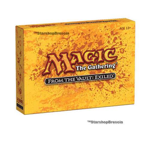 MAGIC THE GATHERING - From the Vault   Exiled - Sealed Box
