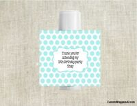 Lip Balm Baby Shower Bridal Shower Wedding Labels Party Favors Personalized