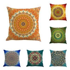 Bohemian-Indian-Mandala-Hippie-Cushion-Cover-Sofa-Throw-Pillow-Case-Home-Decor-W