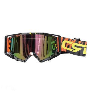 Graffiti-Tinted-motocross-motorbike-goggles-anti-fog-UV-protection-MX-dirt-Bike