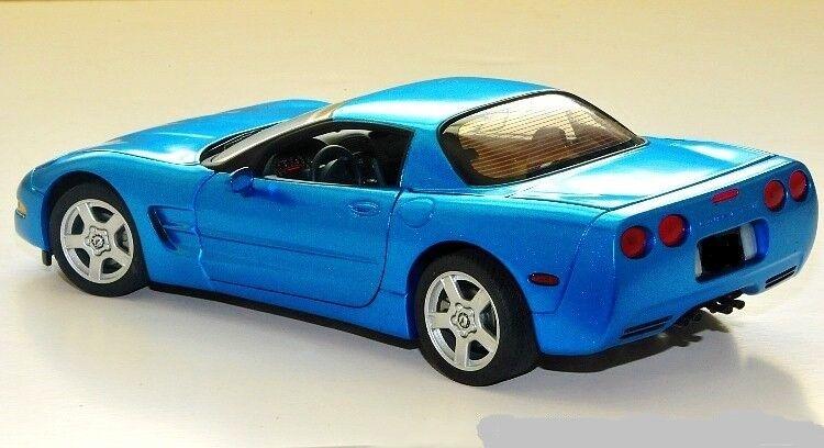 Corvette 1 Chevrolet Built 16 Sport 25 Race 20 Bil 24 Förlaga 18 Karusell Blå 12