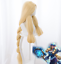LOL League of legends Soraka Skin of ice and Snow Festival Cosplay Costume Wig