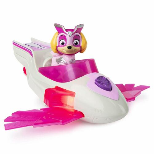 PAW PATROL MIGHTY PUPS SUPER PAWS DELUXE VEHICLE Free Shipping Chose