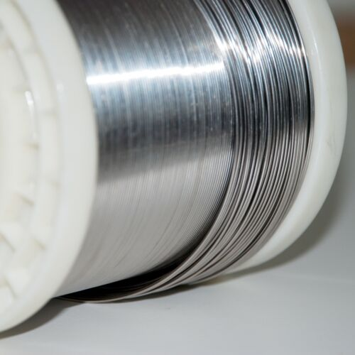 by the foot 14 AWG Ti-6Al-4V Titanium Alloy wire 1.66 mmuncut wire grade 5