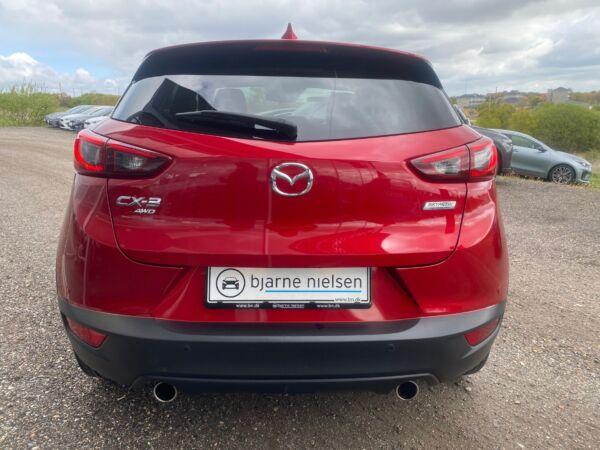 Mazda CX-3 2,0 Sky-G 150 Vision AWD - billede 4