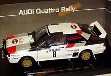 1/18 Audi Quattro A1 Audi Sport Monte Carlo Rally 1983 S. Blomqvist