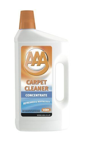 Vax AAA Concentrate Carpet Upholstrey Cleaner 1 L Litre