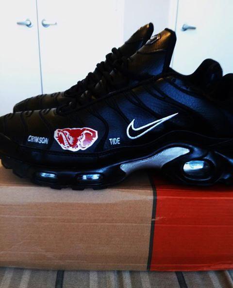 New Running 2017 Crimson Tide Men Nike Size 12 Running New Shoes cc3150