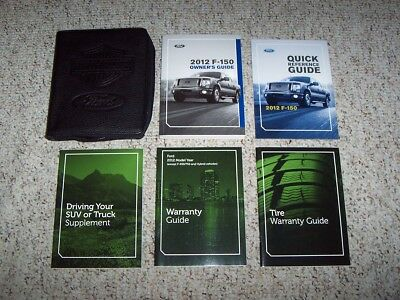 ford   harley davidson pickup owner manual set xl