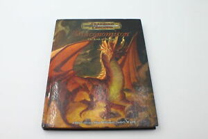 Used D&D Draconomicon 3rd Edition (U-B7S3 288218)