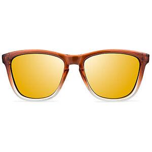 e5ee2cde7e Gafas de Sol Mujer Polarizadas Vooglers UV400 Lentes Doradas Espejo ...