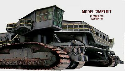 Crawler Transporter for 1:110 Lego Saturn V & Launch Umb. Tower LUT (MUST READ)