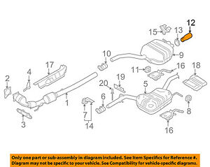 VW VOLKSWAGEN OEM 06-10 Pat-Exhaust System Tail Pipe Extension ... on vmax engine diagram, mb engine diagram, maybach engine diagram, mahindra engine diagram, geo engine diagram, wankel engine diagram, ktm engine diagram, benz engine diagram, volkswagen 2.0 engine diagram, tdi engine diagram, w12 engine animation diagram, w16 engine animation diagram, cobra engine diagram, mustang 5.0 engine diagram, 2004 jetta automatic transmission diagram, passat engine diagram, vw bug engines, plymouth engine diagram, smart engine diagram, volkswagen bug engine diagram,
