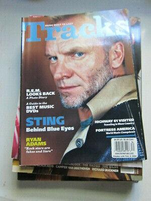 Track 2/04 Sting REM Ryan Adams | eBay