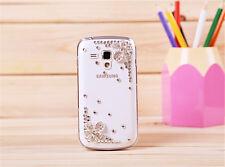 sparkly rhinestone Bling DIY case cover fr Samsung Galaxy Trend Plus S7580 S7582