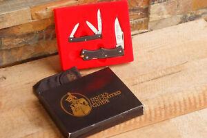 Imperial Ireland Ducks Unlimited Lockback Folding Knife Set Ebay