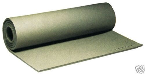 """Rothco 4088//4022 Foam Sleeping Pad 24/"""" X 72/"""" Made In Usa With Or Without Straps"""