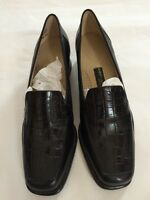 Easy Spirit Black Loafers Size 8 1/2m