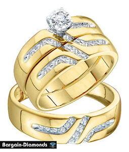 Engagement Bridal Ring Sets