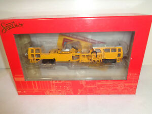 SPECTRUM-16947-BALLAST-REGULATOR-DCC-READY-BACHMANN-SELF-PROPELLED-1-87-SCALA-H0