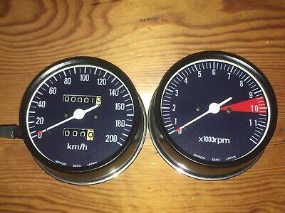 Honda CB 350 400 F 500 Quatre K0 K1 Crimp Anneau Compteur de Vitesse