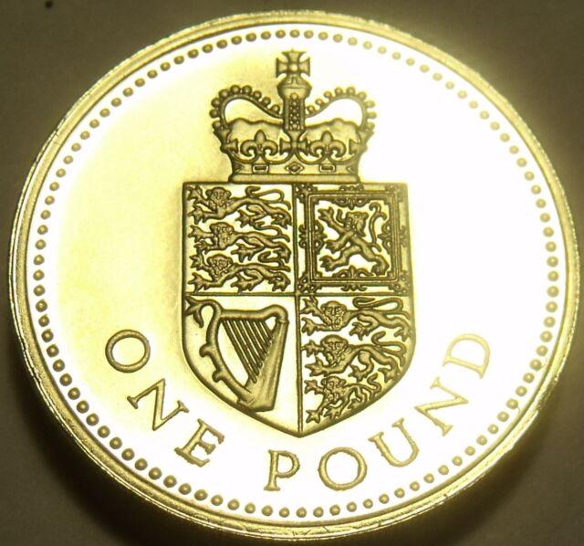 Great Britain Pound 1988 Ebay